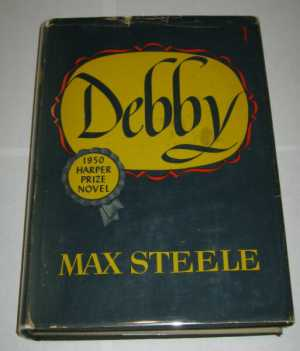 Debby by Max Steele  (not hollowed)  Collectors Thumb