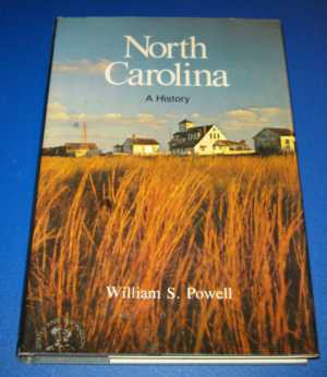 North Carolina by William S. Powell Thumb