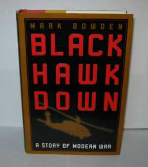 Black Hawk Down by Mark Bowden Thumb