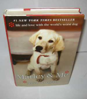 Marley and Me  by john grogan Thumb