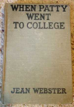 When Patty Went to College by Jean Webster Cover