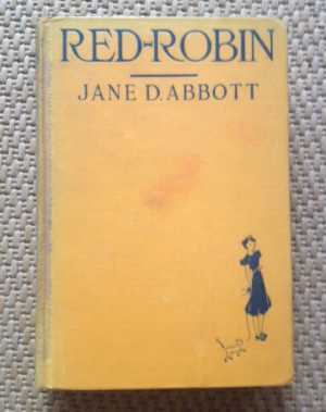 Red Robin  by Jane D. Abbott Cover