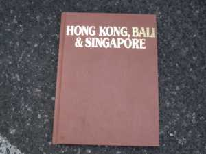 Hong Kong, Bali and Singapore  iPad Case Cover
