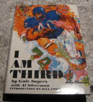 I Am Third  by Gayle Sayers Cover