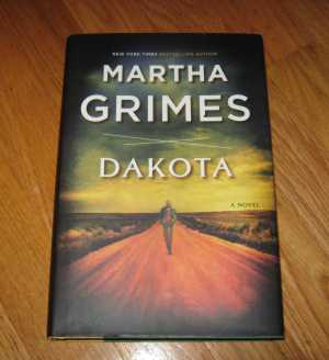 DAKOTA  by Martha Grimes Cover