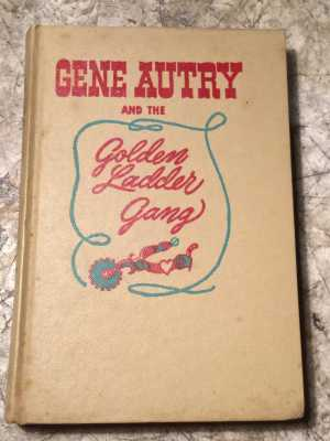 Gene Autry and the Golden Ladder Gang Ruger LCP Cover